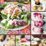 Low-Carb Keto Meal Plan Menu Week 28