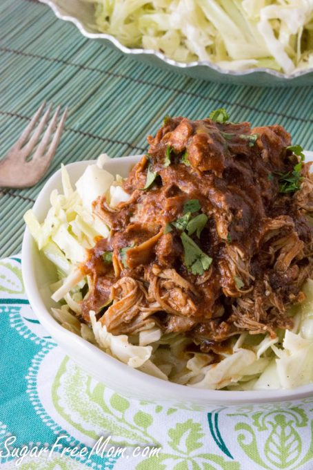 Menu do plano de refeições com baixo teor de carboidratos Semana 27 27