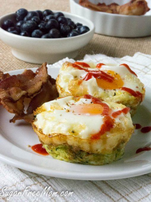 Menu do plano de refeições com baixo teor de carboidratos Semana 27 23