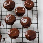Sugar Free Mini Chocolate Muffins (Keto, Gluten Free)