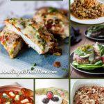 Low-Carb Keto Meal Plan Menu Week 39