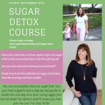 6 Week LIVE Sugar Detox Course