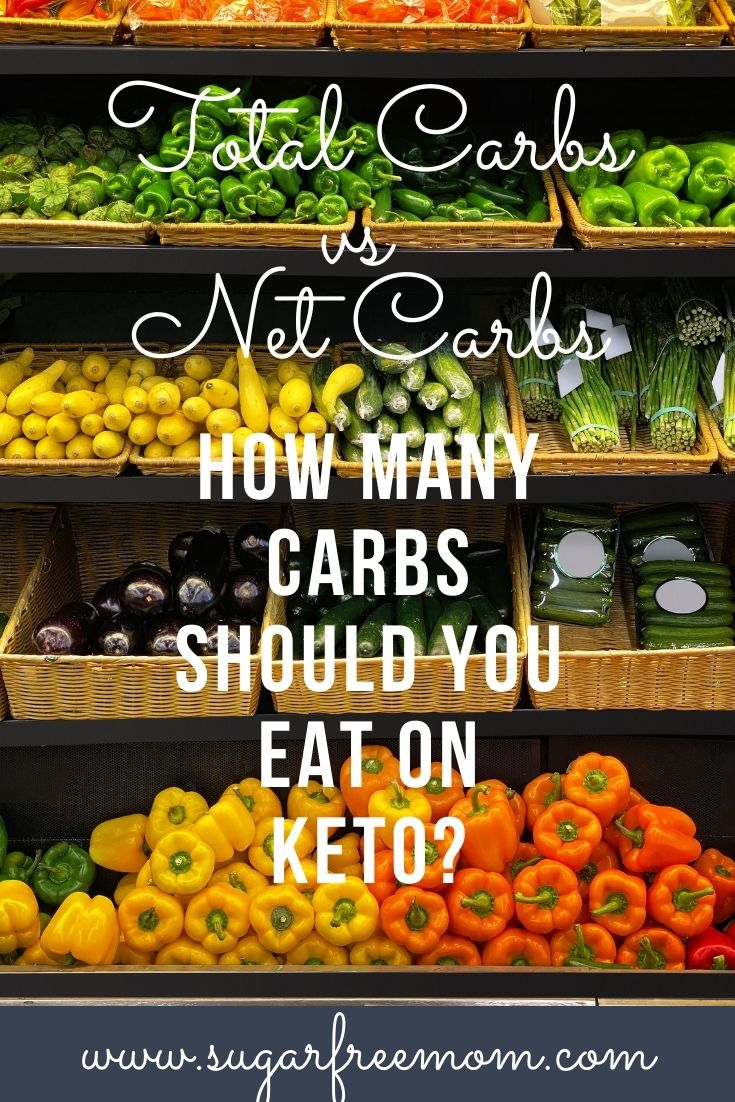 How Many Carbs Should You Eat on Keto (Total Carb versus Net Carbs)